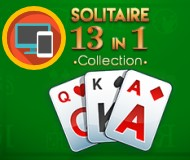 Solitaire 13 in 1